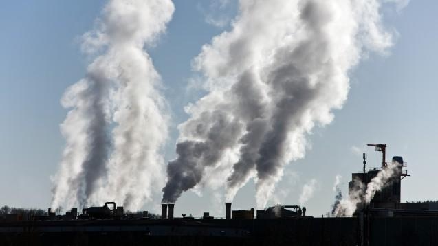 Luftverschmutzung schlägt auf die Gesundheit. (Foto: Bilderbox)