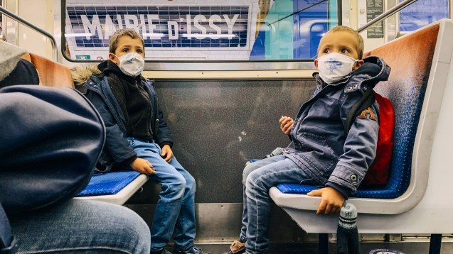Auch in Frankreich wurde in letzter Zeit ein Kawasaki-ähnliches Syndrom bei Kindern gehäuft beobachtet. Doch besteht ein direkter Zusammenhang zu COVID-19? ( r / Foto: imago images / Hans Lucas)