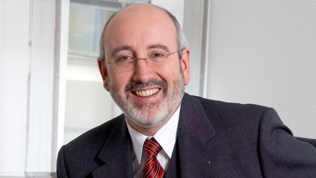 Dr. Klaus Peterseim ist als Präsident des Verbandes der Zytostatika herstellenden Apotheker und Apothekerinnen bestätigt worden. (Foto: VZA)