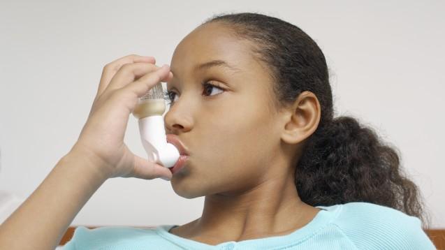 Kinder afroamerikanischer Abstammung haben ein zwei-bis dreimal höheres Risiko, an Asthma zu erkranken, als Kinder kaukasischer Abstammung. (j/Foto: biker3/stock.adobe.com)