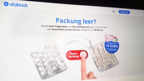 "Bestellportal bietet Patienten Rx-Boni und ""E-Rezepte"" an"