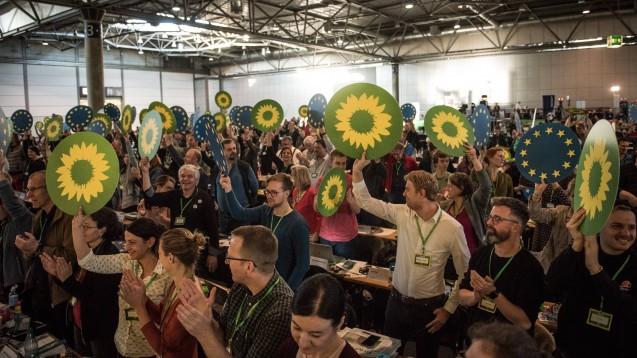 Auf ihrer kommenden Bundesdelegiertenkonferenz könnten die Grünen über ein spannendes Thema abstimmen: die Erstattung von Homöopathika. (Beispielfoto aus dem Jahr 2018, imago images / T. Wagner)