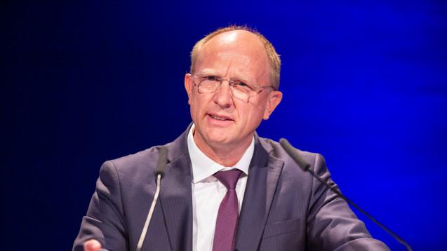BAH-Vorstandsvorsitzender Jörg Wieczorek: Das Ziel des BAH ist, die Vor-Ort-Apotheke mit all ihren einzigartigen Kompetenzen nicht nur zu erhalten, sondern zu stärken – und zwar flächendeckend. (c / Foto: A. Schelbert)