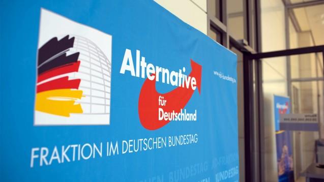 Wo will die AfD in der Gesundheitspolitik hin? Am vergangenen Freitag stellte die AG Gesundheit erstmals ihren Fahrplan vor. (s / Foto: Imago)