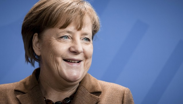 Bundeskanzlerin Angela Merkel (63) ist schon seit 2005 Regierungschefin und bildet inzwischen ihr viertes Regierungskabinett. (Foto: Imago)