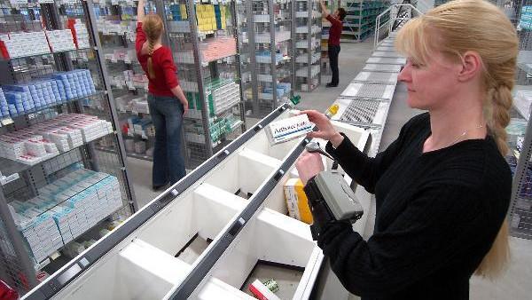 Die Versandapotheke Shop Apotheke ist in den ersten neun Monaten des Jahres 2017 um 53 Prozent gewachsen. (Foto: dpa)