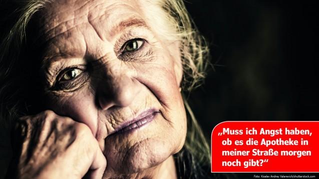 """Apotheken – eine vom """"Aussterben bedrohte Spezies""""? Dieses Gefühl vermittelt die erste Anzeige der neuen Noweda-Kampagne für die Vor-Ort-Apotheken. ( j / Foto: Kiselev Andrey Valerevich / shutterstock.com)"""