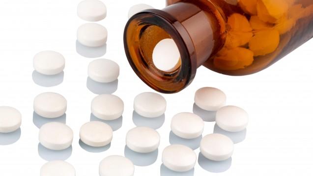 Paracetamol - ein rezeptfreies Arzneimittel, das nicht sorglos abgegeben werden sollte. (Foto: Bilderbox)