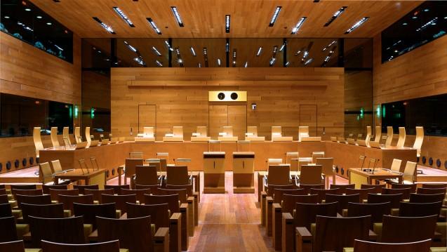 Hier verkündete die erste Kammer des Europäischen Gerichtshof das Urteil zu den Rx-Boni. (Foto: Fessy)