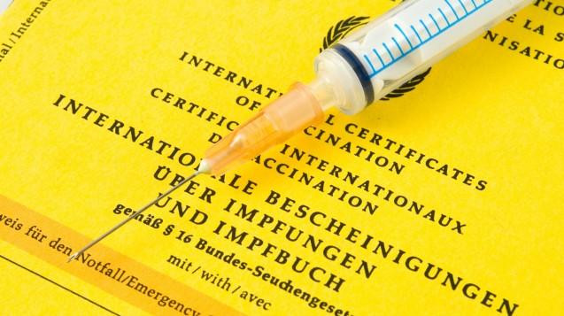 Der aktuelle Grippe-Impfstoff passt laut WHO auf die meisten der saisonal zirkulierenden Virenstämme. (Bild: VRD/Fotolia)
