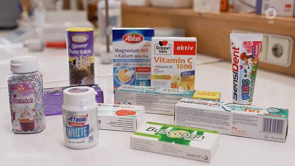 Sollte Titandioxid neben Lebensmitteln auch aus Arzneimitteln verschwinden?