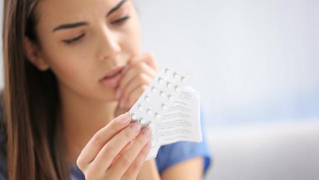 Machen hormonelle Kontrazeptiva depressiv? (Foto:Africa Studio / adobe.stock.com)