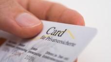 In den letzten Jahren waren private Krankenversicherungen wegen steigender Beiträge und sinkender Mitgliederzahlen in der Bedrängnis. (Foto: dpa)