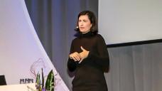 Depression war das Thema vonProfessor Kristina Friedland in Schladming. (Foto: jb / DAZ.online)