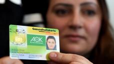 In Berlin regelt eine neue Vereinbarung die Arzneimittelversorgung von Flüchtlingen. (Foto: Carsten Rehder/dpa)