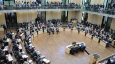 Kurz vor Mehrheit: Nur noch ein Bundesland müsste seine Zustimmung signalisieren, dann hätte das Rx-Versandhandelsverbot im Bundesrat eine Mehrheit. (Foto: Bräuer)