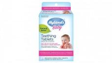 """Bei """"Hyland's Baby Teething Tablets"""" wies die FDA einen erhöhten Belladonna-Gehalt nach. (Foto: Screenshot DAZ)"""