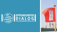 Thema im Eppendorfer Dialog: Evidenzgenerierung in der Medizin  über randomisierte klinische Studien möglich? (Screenshot: DAZ.online)