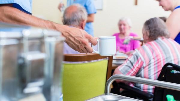 Immer mehr Pflegebedürftige werden zum Sozialfall