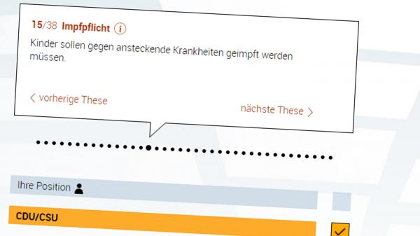 CDU und CSU fordern gesetzliche Impfpflicht