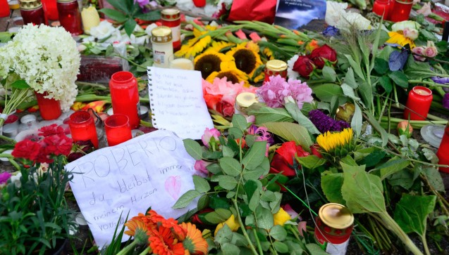 Viele der Toten und Verletzten waren Schüler.