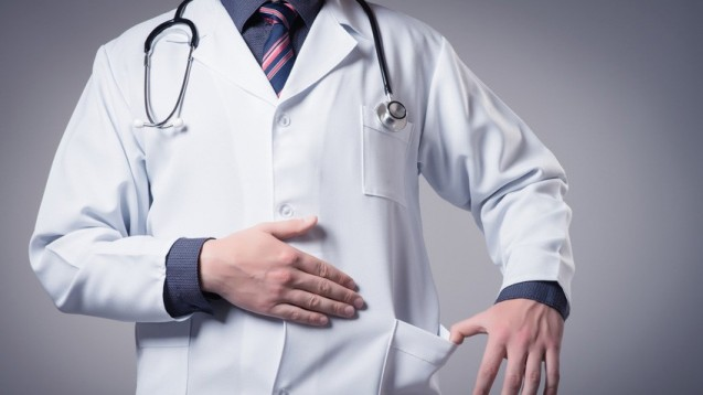 Korruption im Gesundheitswesen wird strafbar. (Foto: slasnyi/Fotolia)