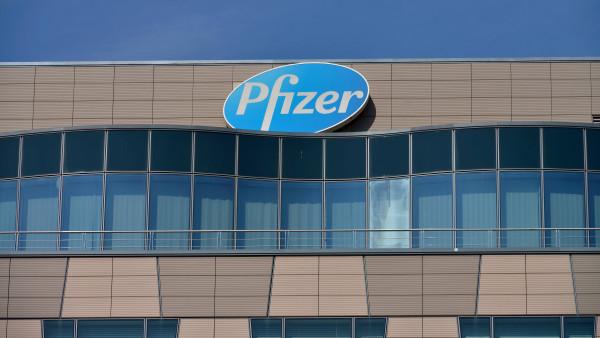 Pfizer profitiert von Trumps Steuerreform
