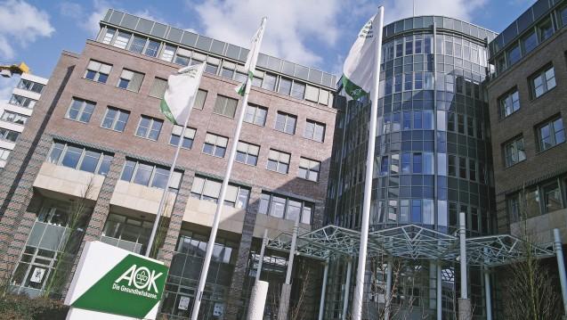 Die AOK Rheinland Hamburg findet die bisheringe Vergütung der Apotheken für Spezialnahrung zu hoch. (Foto: AOK Rheinland-Hamburg)