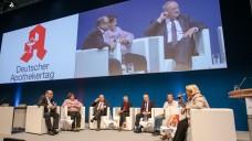 Viel Einigkeit zwischen Apothekern und Politikerinnen bei der Podiumsdiskussion auf dem Apothekertag. (Foto: A. Schebert)