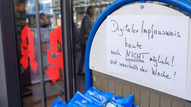 Auch am heutigen Montag gibt es wieder Probleme mit dem DAV-Portal. (c / Foto: IMAGO / Wallmüller)