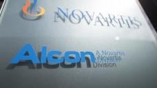Die gemeinsamen Tage von Novartis und Alcon sind gezählt. (c / Foto:picture alliance/KEYSTONE)