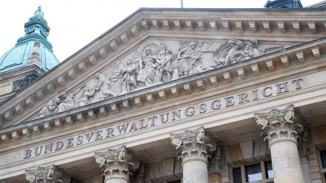 Das Bundesverwaltungsgericht in Leipzig hat seine Rechtsprechung zu Suizid-BtM bekräftigt. (m / Foto: imago images / Picture Point LE)