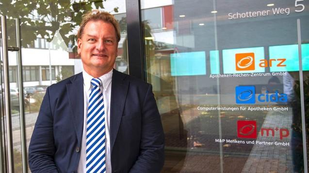 Michael Dörr ist sowohl aus der ARZ-Geschäftsführung ausgeschieden als auch aus dem Vorstand des VDARZ. (s / Foto: Foto: ARZ Darmstadt)
