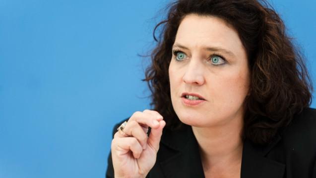 Die SPD-Bundestagsabgeordnete Carola Reimann, ehemals Vorsitzende des Gesundheitsausschusses, soll in Niedersachsen Sozial- und Gesundheitsministerin werden. (Foto: dpa)