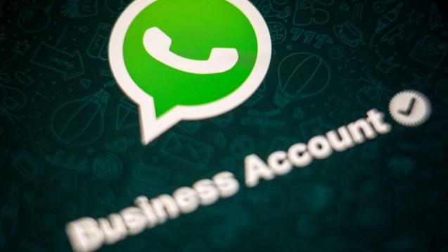WhatsApp verbietet es Unternehmen jetzt, Arzneimittel über den Messenger-Dienst zu vertrieben oder Rezept-Bestellungen anzunehmen. (Foto: imago images / photothek)