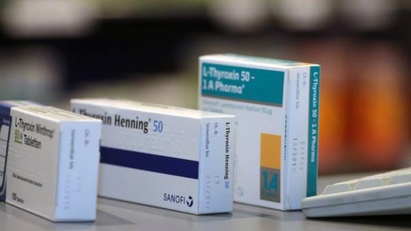 Wieder Probleme bei L-Thyroxin
