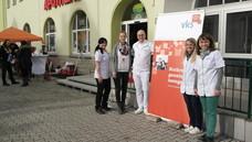 Das Team der Baumgarten-Apotheke am Aktionstag. (Foto: Baumgarten-Apotheke)