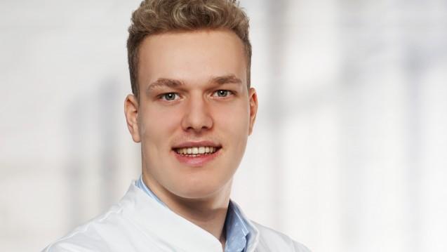 Der Pharmaziestudent Benedikt Bühler attackiert die ABDA heftig für den derzeitigen Kurs im Versandhandelskonflikt. (Foto: privat)