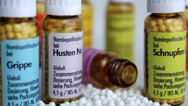 Studie soll Homöopathika-Gabe bei Infektionen untersuchen