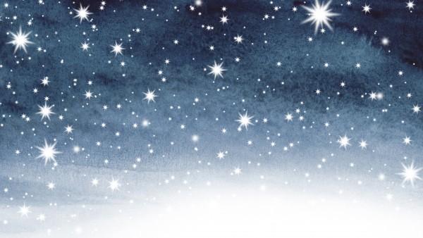 Schaut rauf zu den Sternen!