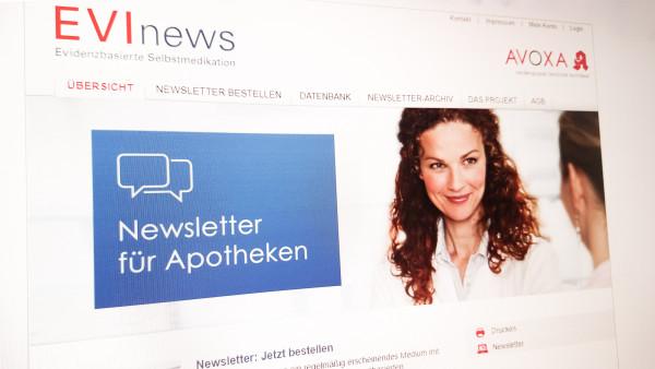 VdPP kritisiert Newsletter zur evidenzbasierten Selbstmedikation
