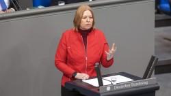 Die SPD-Bundestagsabgeordnete Bärbel Bas und ihr Fraktionskollege Karl Lauterbach beschweren sich über das Vorgehen von Jens Spahn bei der Bestellung des neuen Gematik-Chefs. (c / Foto: imago images / Christian Thiel)