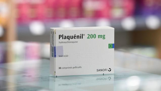Künftig gelten die Verordnungsauflagen zu Hydroxychloroquin nicht mehr. (s / Foto: imago images / PanoramiC)