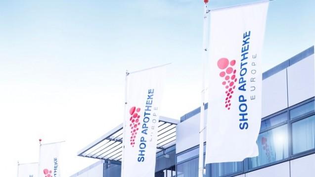 Die niederländische Shop-Apotheke freut sich über wachsende Umsätze. (Foto: Shop Apotheke)