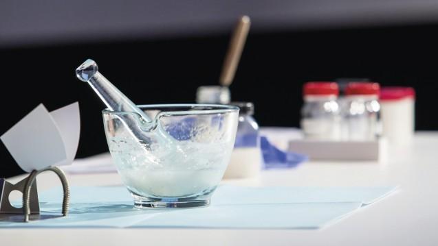 Für Rezepturen bekommen Apotheken nach langem Ringen endlich mehr Honorar. (Foto: Hartlmaier)