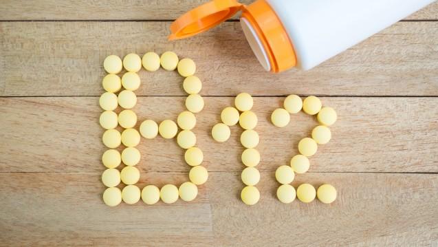 Der menschliche Körper kann Vitamin B12 nicht selber produzieren und ist deshalb auf eine ausreichende Zufuhr angewiesen. Meist gelingt das über die Nahrung (c / Foto:natchas / stock.adobe.com)