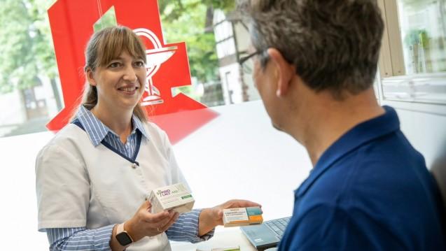 Mit welchen neuen pharmazeutischen Dienstleistungen sollen sich die Apotheken künftig profilieren? (Foto: Schelbert)