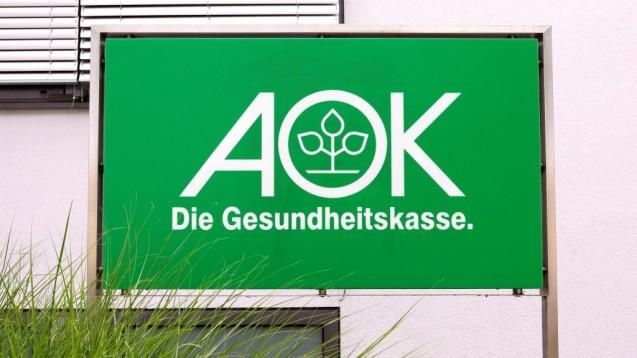 Unter anderem die AOK hat in Hessen Apotheken verklagt, weil sie nicht auf die Einrede der Verjährung zur Umsatzsteuer für 2015 verzichtet haben. (Foto: imago images / CHROMORANGE)