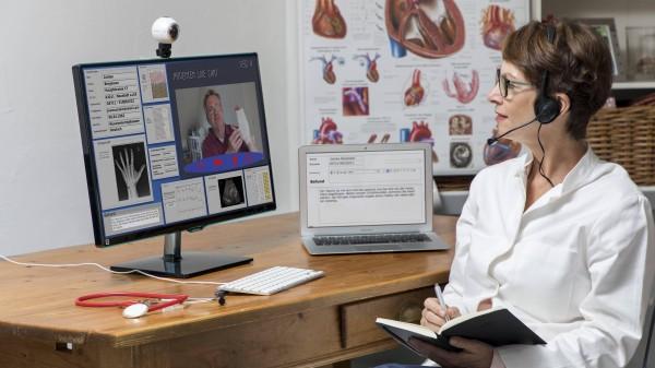 Die erste Praxis ohne Arzt – mit E-Rezept