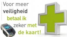 Gemeinsam gegen Überfälle: Apotheke und Polizei in Belgien (Bild: DAZ.online)